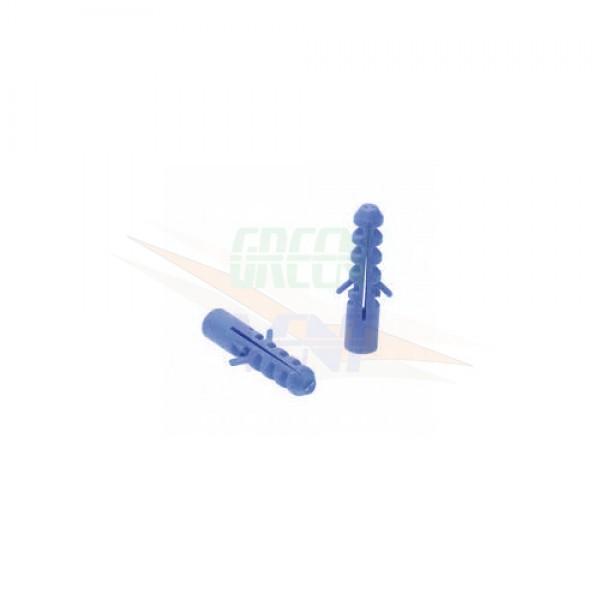 Diblu plastic pentru beton culoare albastra Ø14*70mm (100 buc.)