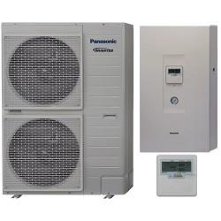 Pompa de caldura Panasonic Aquarea Bi-Bloc WH-SXC09F4E5 + WH-UX09FE5 9Kw
