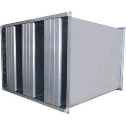 Atenuator zgomot rectangular 1000x1000