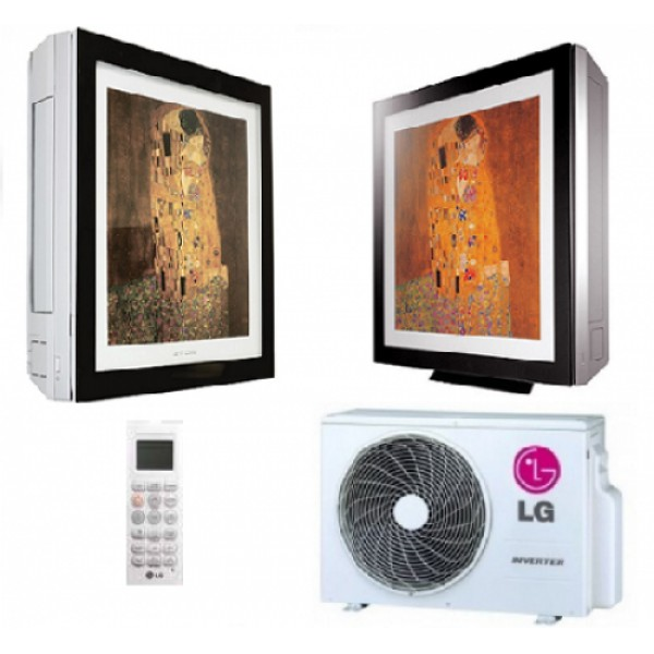 Aparat aer conditionat LG Artcool Gallery MA12AH1 NF1